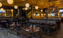 A First Look Inside the Very French Bistro at The Linq Promenade